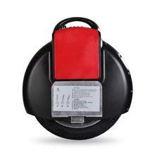 RUNSCOOTERS 2017 black original balancing electric unicycle one wheel scooters