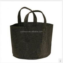 Good desigh polyester fabric geotextile planting grow bags factory