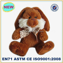 Easter toys promotional gifts cute plush rabbit stuffed long ear bunny toy