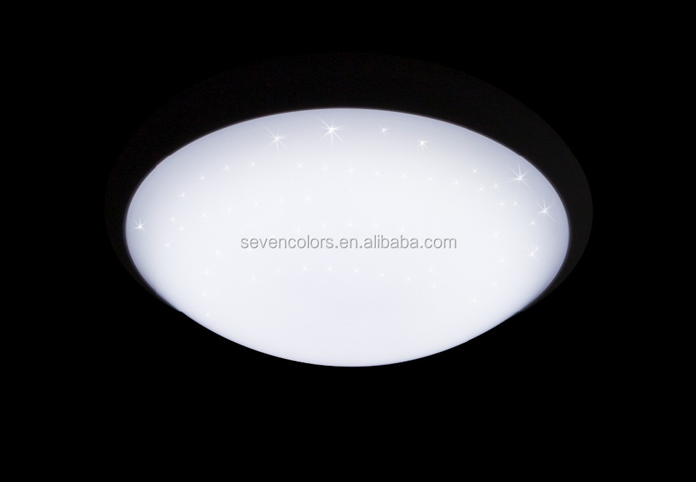 arylic led ceiling light with radar sensor 270mm ceiling led lamp