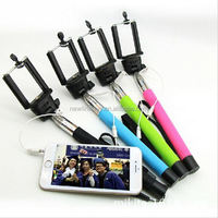 extendable cell phone selfie stick with stylus pen for cellphone