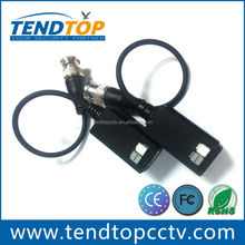 One Pairs HD CVI AHD TVI Balun Coax to UTP Cat5e Cable 720P 1080P Converter