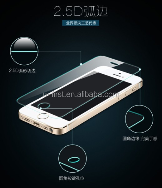 Explosion-proof tempered glass screen for samsung G7200