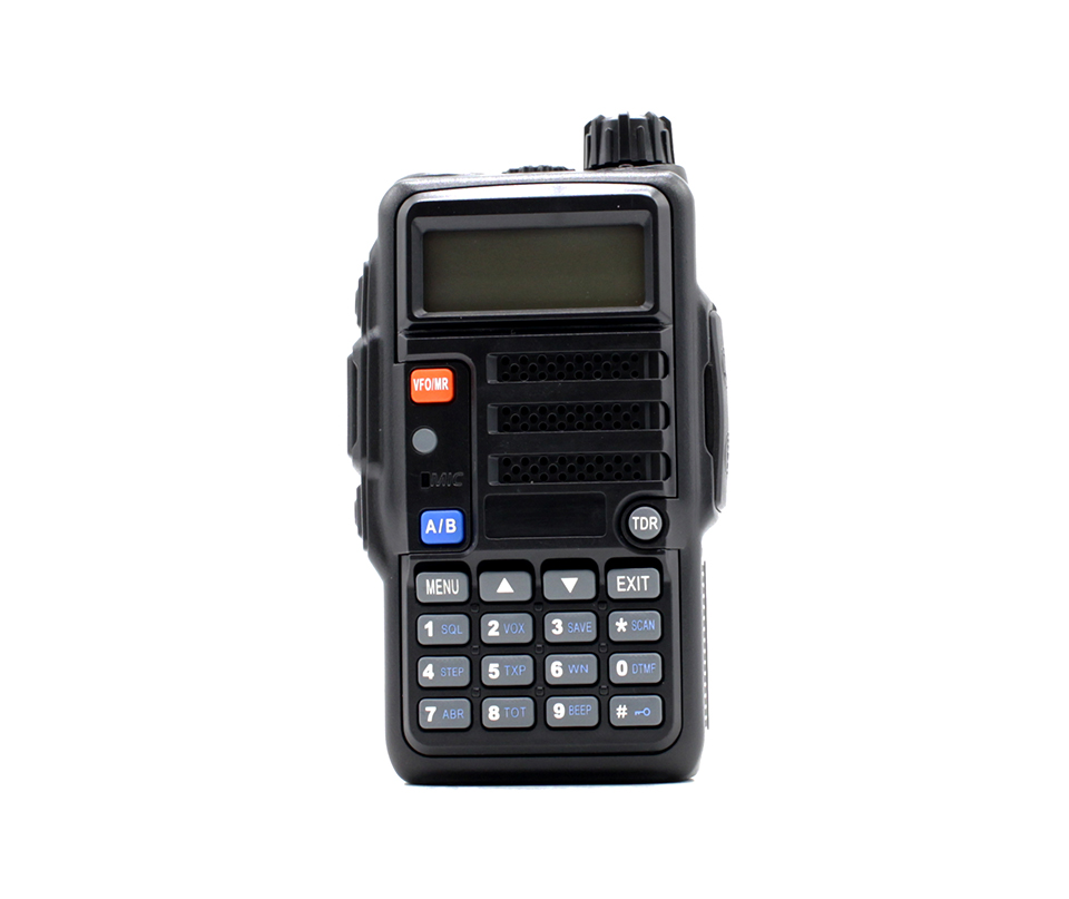 <strong>Portable</strong> Two Way Radio Communicator high Frequency Long Range uhf vhf Walkie Talkie