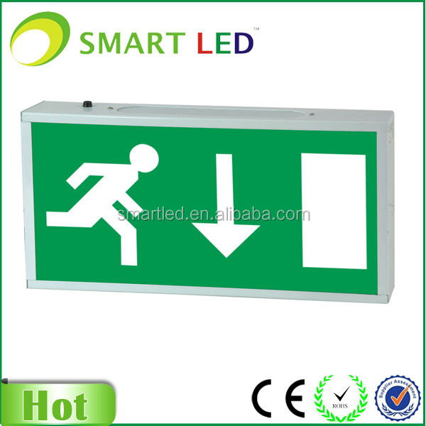 3 Watt Emergency Led Bulb Light With Built-in Battery Exit Sign ...