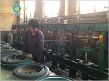 Reclaimed Inner Tube Rubber Machine/tyre Inner Tube Making Machine/ Feeding Rubber Tire Tube Extruder