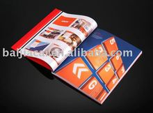 RGB perfect stitching catalogue printing