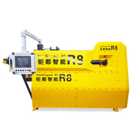 Stainless steel W11 series 3 roller bending machine /three rollers plate bending machine with oversea service