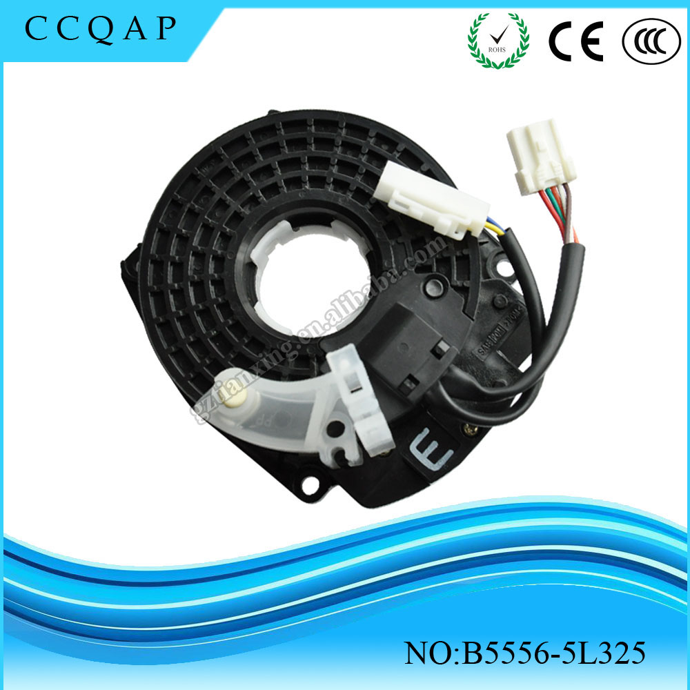 OEM B5556-5L325 steer wheel Spiral Cable Sub-Assy clock spring for japanese cars airbag