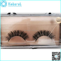 private label distributor indonesia 3d mink strip eyelashes