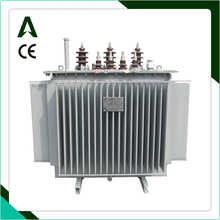11kv 33kv/0.4kv change voltage oil immersed 3 phase electric step down transformers
