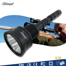 New Arrival Rechargeable T6 5000 Lumen High Power Led Flashlight