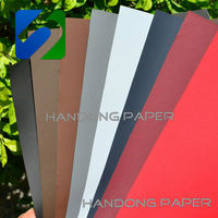 Leatherette paper hand silk touch paper sheep skin Pattern HD-410x 1370mm