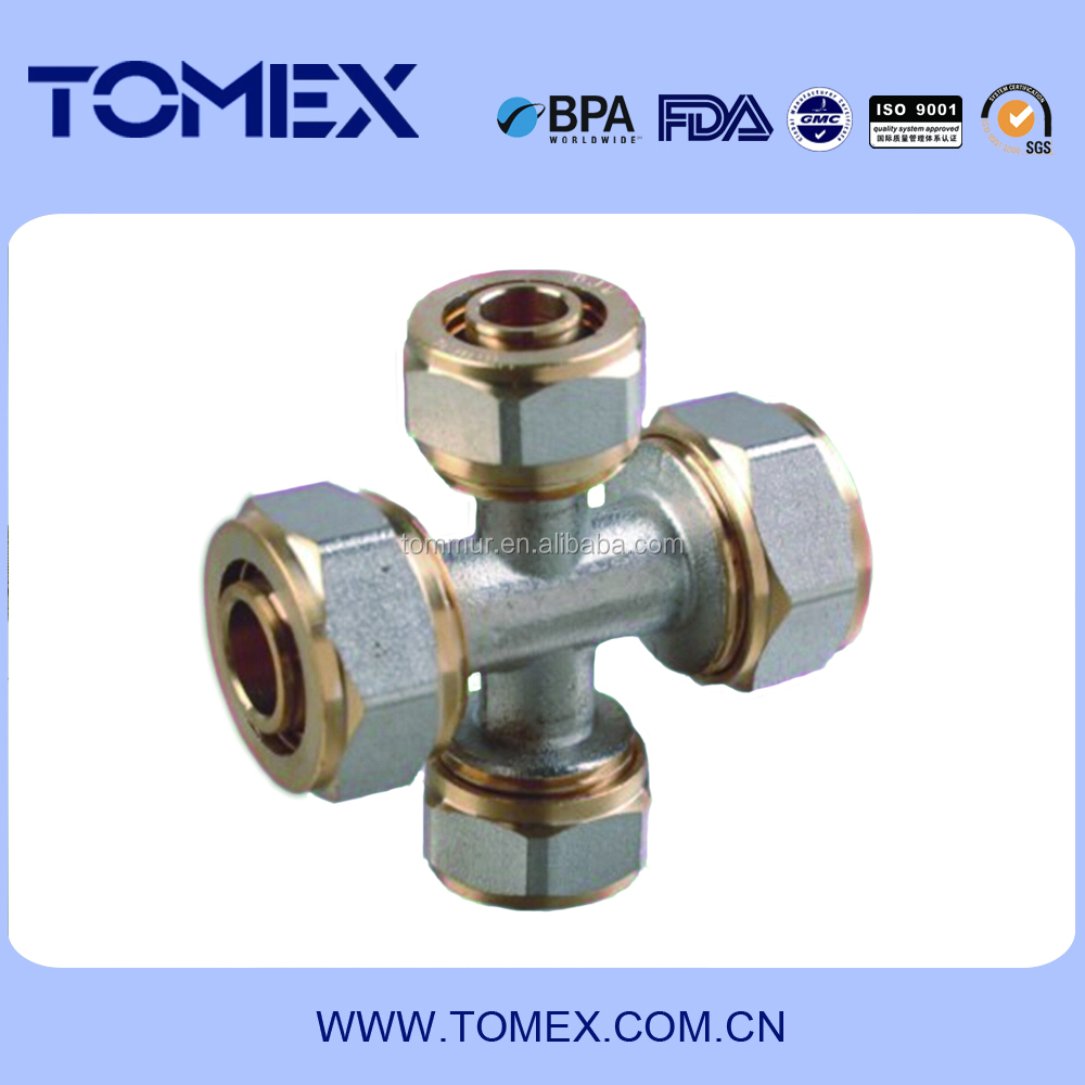 2015 factory making new products brass nipple fittings uae
