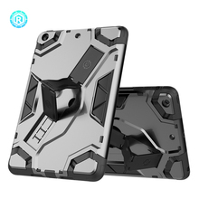 New escort shockproof kickstand hand strap tablet case for Ipad mini 1 2 3 cover