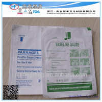 Hemostatic Sterilied of Surgical Gauze Vaseline Bandage