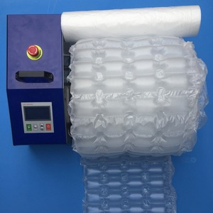 Best quality cheap price hot sale air cushion filling bags making machine/air pillow machine