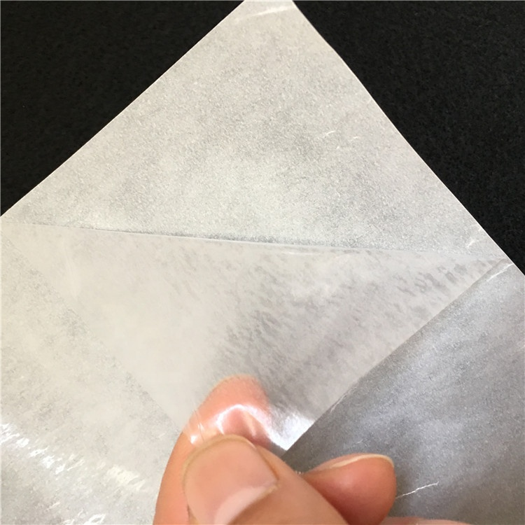 Adhesives & Sealants TPU Hot Melt Adhesive Film No-backing For Textile Leather and Fabric With Membrane Or Release Paper