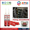 Polyurethane seam sealant with water resistance