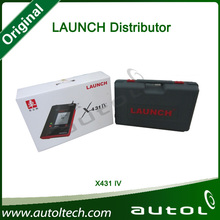 2014 Globle Version vehicle scanner Launch X431 IV Auto Scanner X431Master universal diagnostic tool