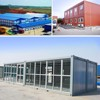 Export to Malaysia 2-story prefabricated container house