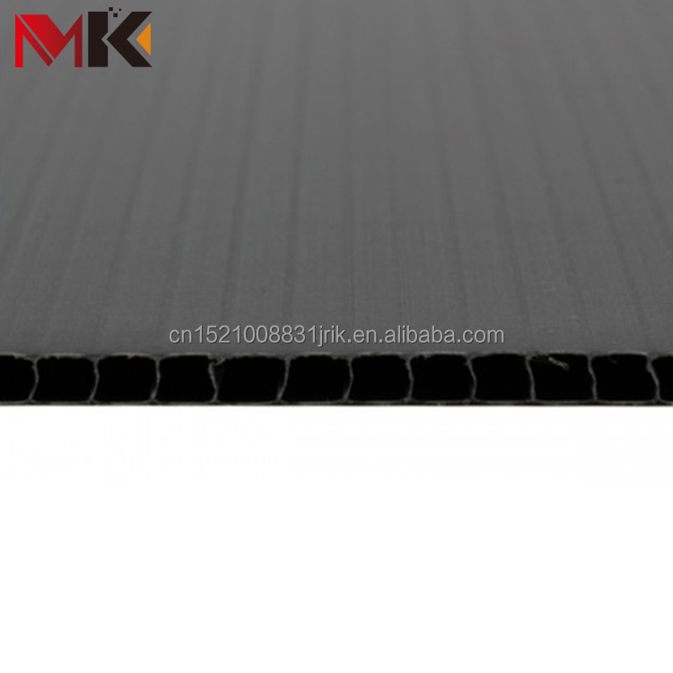 Hot sale high quality pp corrugated plastic sheet for floor protection board