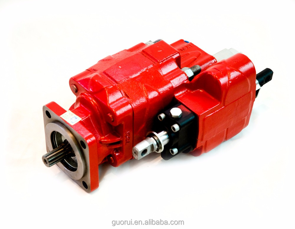 <strong>C101</strong> C102 G101 G102 Gear Pump Tipper Hydraulic Pump For Truck Manual Or With Air Shift
