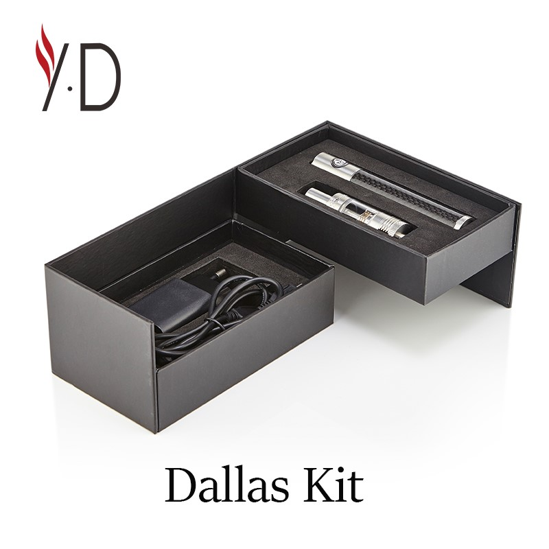 Yandao New Arrived In Stock Dallas 50W Electronic Control Boxes Vape Mod Hot Selling In USA