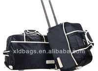 Newest Extra Large Travel Luggage Wheeled Trolley Holdall Suitcase Duffle Waterproof Bags