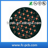 aluminium LED CCL pcb circuit