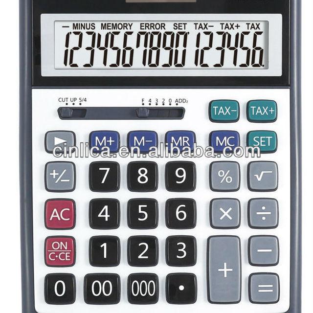 portable calculator with world time/body fat calculator tape measure