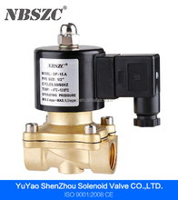 high temperature water heater solenoid valve 220v ac