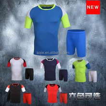 Football Uniform Design Sportswear Clothing Customize blank Soccer Jersey