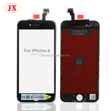 AAA+ mobile phone lcd display for iphone 6, for iphone 6 lcd display,for iphone 6 original lcd assembly