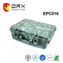 Camera Battery Carrying Watertight Rugged Case Plastic Equipment Case