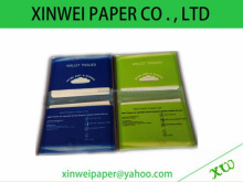 Soft Scented tablet tissue paper pocket tissue