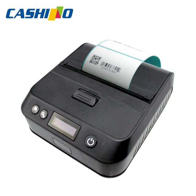 3 Inch portable thermal sticker bluetooth printer PLP-3
