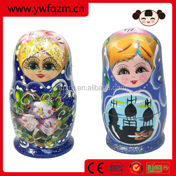 2014 hotselling russian doll price