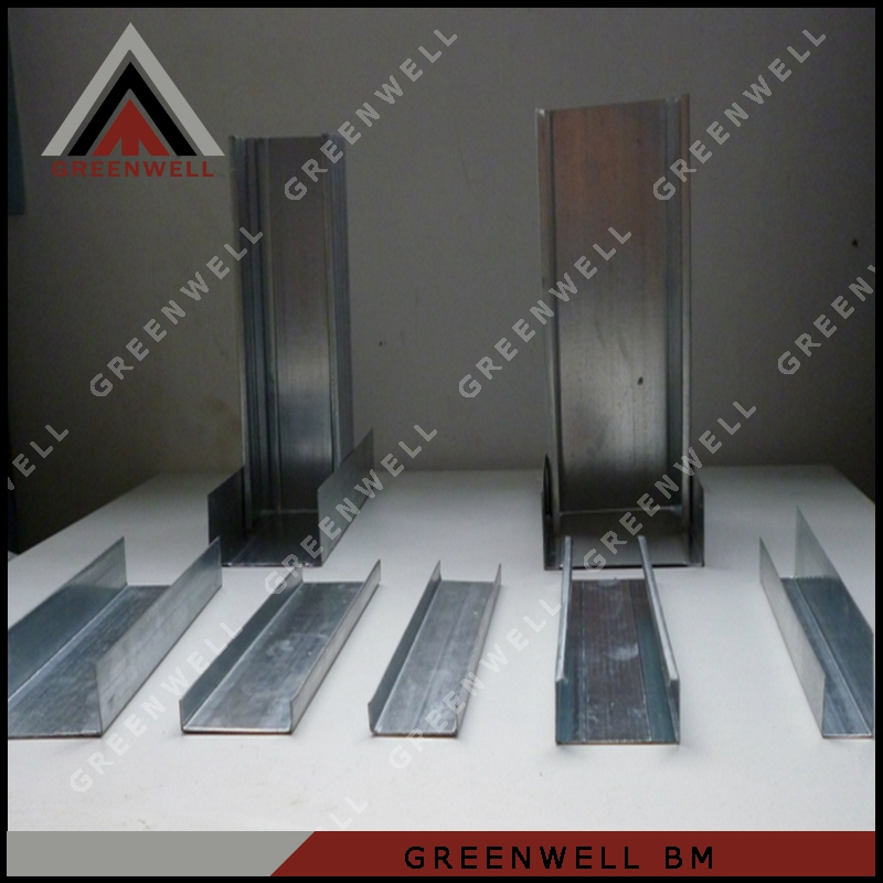 Cheap price custom Promotion personalized drywall metal steel stud framing