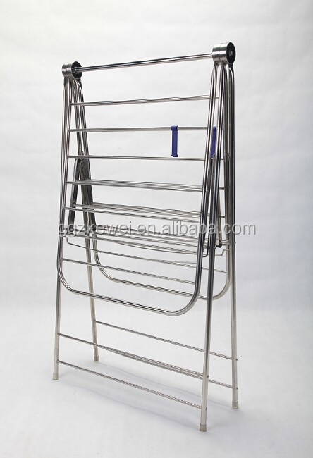 Hot Sale Stainless Steel Clothes Hanger Laundry Rack Clothes dryer Cloth Stand