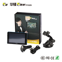 "Double Surprise! 5"" waterproof Wince6.0 system M2531 car truck GPS navigator,with TMC for Christmas"