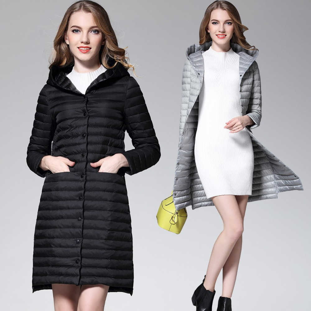 light weight winter coat goose ladies red down jackets