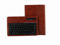 Bluetooth Keyboard Tablet Case for Samsung Tab4