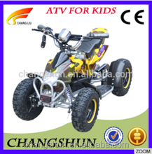 50cc atv with chian differential in engine CE proved for kids
