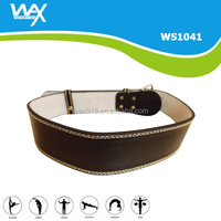 Gym Leather Weightlifting Belt