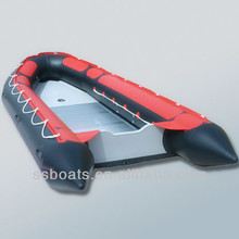 Sunshine PVC 6 person aluminum floor inflatable boat