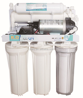 Reverse Osmosis System water filter purifier (factory)