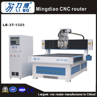 Wood furniture making machine! cnc wood router/wood carving/wood cnc router LB-3T-1325