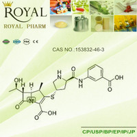 high quality for Ertapenem cas no.153832-46-3