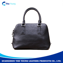 2017 Fashion lady cow leather handbag for wholesale